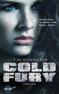 COLD FURY book cover