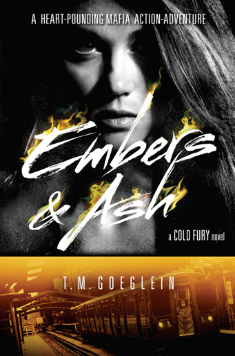 EMBERS & ASH Book Cover