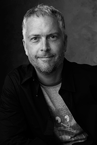 Author Portrait T.M. Goeglein