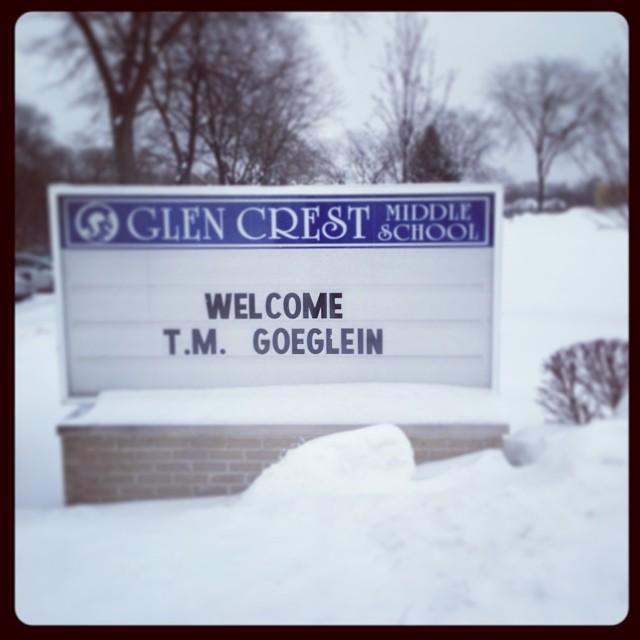 Glen Crest welcomes T.M. Goeglein